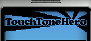 Touch Tone Hero Header